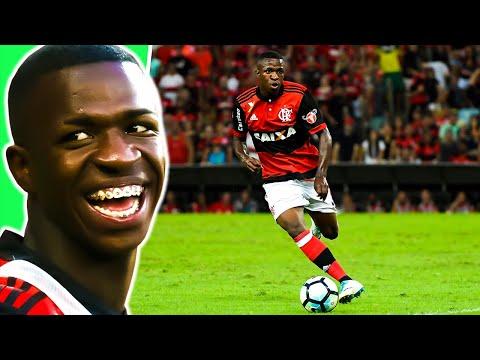 VINICIUS JUNIOR - Welcome to Real Madrid! Goals & Skills | 2018