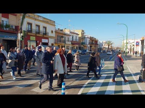 Terminada la reurbanización de la calle Pero Mingo en Torreblanca