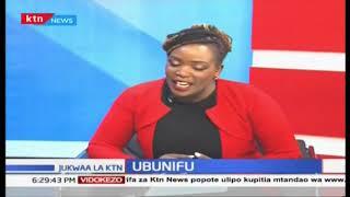 UBUNIFU: Bernad kutoka Tanzania amevumbua mbinu mbalimabali za kukimu maisha