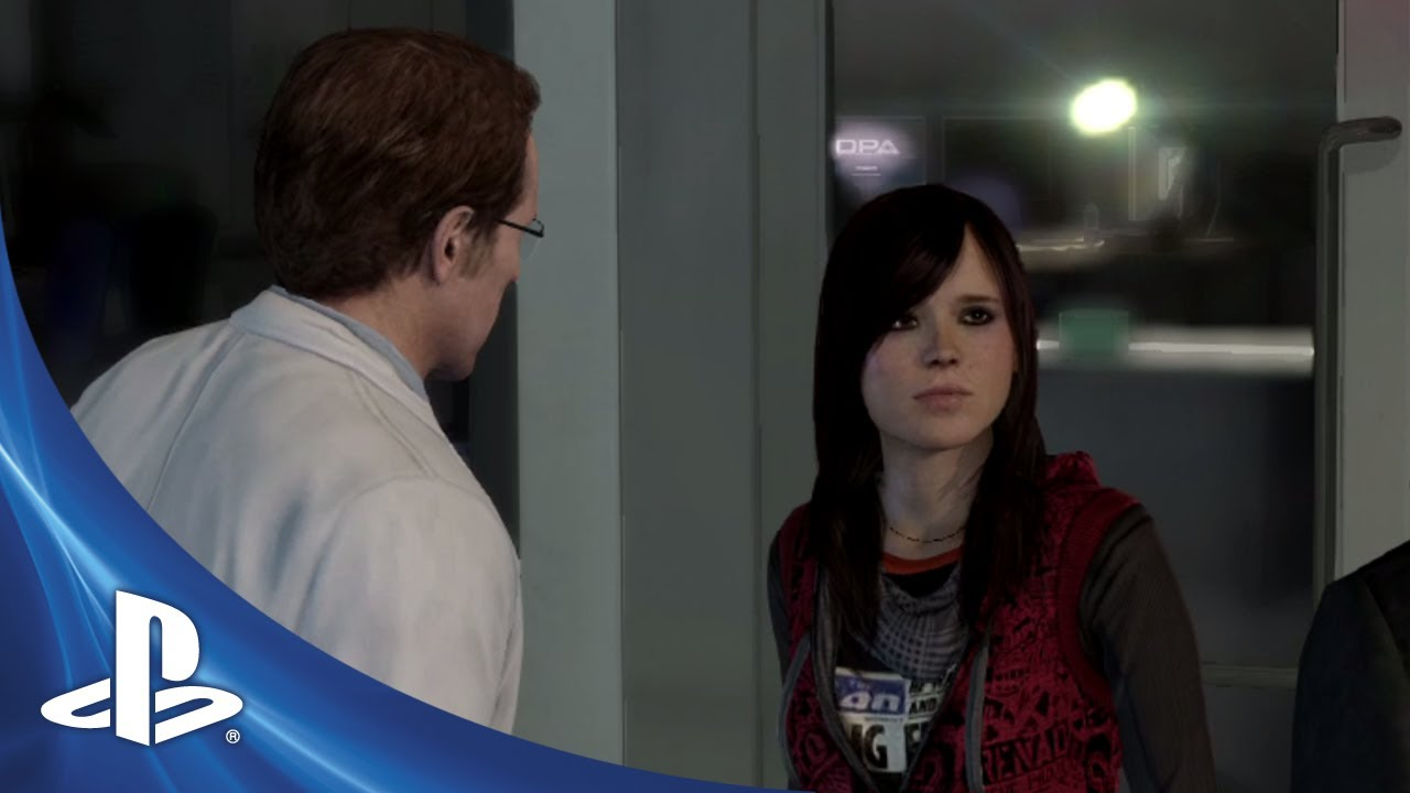 Beyond: Two Souls Out Today on PS3