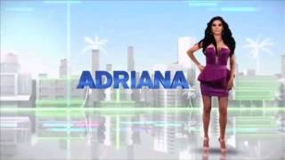 Feel The Rush Adriana De Moura