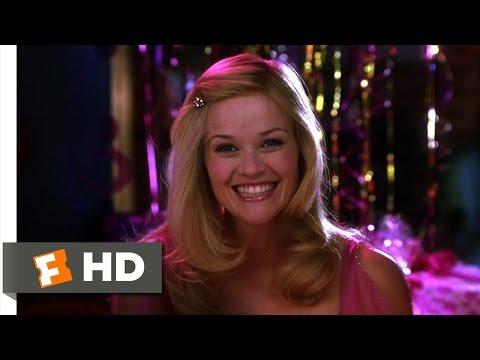 Video trailer för Legally Blonde 2 (1/11) Movie CLIP - Elle's Surprise Party (2003) HD
