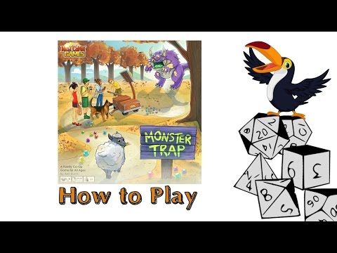 Monster Trap How to play