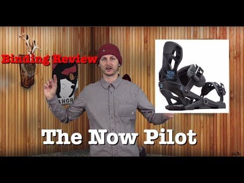 The 2019 Now Pilot Snowboard Binding Review