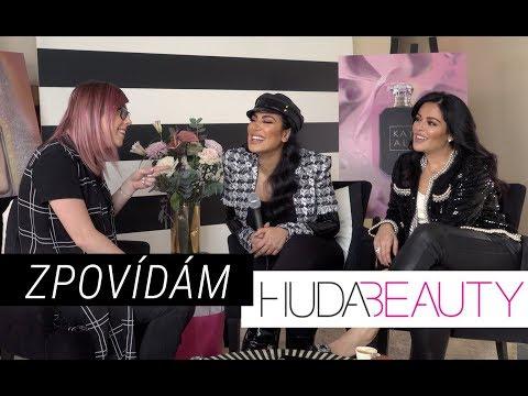 Rozhovor s HudaBeauty | Huda & Mona Kattan