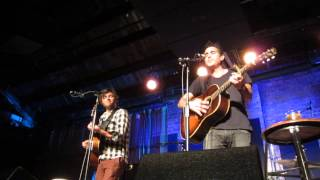 Joshua Radin - You got growin up to do - Space - Evanston, IL - 5/15/13