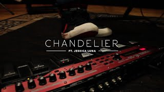 Chandelier  - Sia (Javier Cavacini cover video Ft. Jessica Luna)