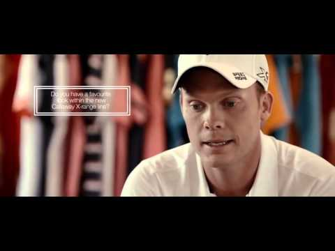 Callaway Golf Apparel Spring Summer 2016 – Behind the Scenes