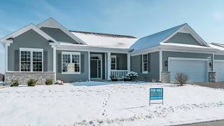 New Ranch House Plan - The Harrison By KLM Builders