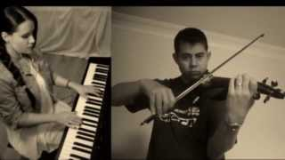 Enya - Only Time - Acoustic Instrumental - Piano & Violin - Duet