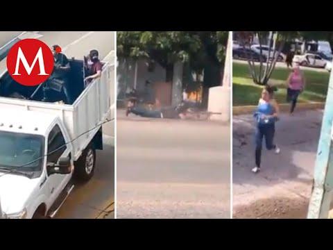 Cronología De La Violencia En Culiacán