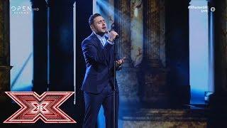 Πότε θα σε δω, από τον Γιάννη Γρόση | Live 9 | X Factor Greece 2019