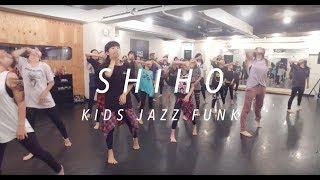 DANCEWORKSSHIHO/KIDSJAZZFUNK