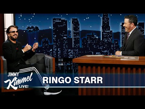 Ringo Starr on Friendship with Paul McCartney, Meeting Muhammad Ali & Six Hour Beatles Documentary