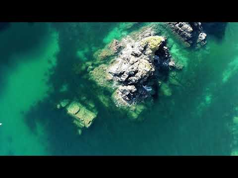 Cadgwith Aerial Video