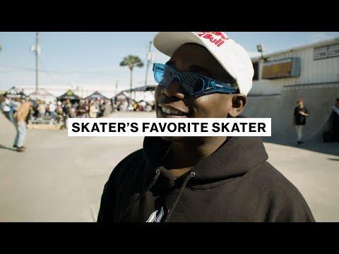 Skater's Favorite Skater | Zion Wright | Transworld Skateboarding