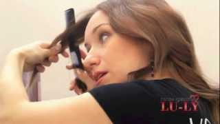 Для самых модных девчонок, Уроки красоты от LU-LY. Учимся делать шикарные кудри