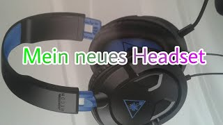 Mein neues Headset: Turtle Beach, Ear Force Recon 50P