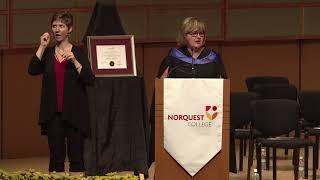 2018 NorQuest Convocation Ceremony 2
