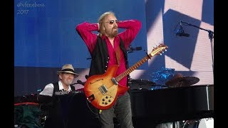 TOM PETTY & THE HEARTBREAKERS Live Hyde Park 2017- LEARNING TO FLY