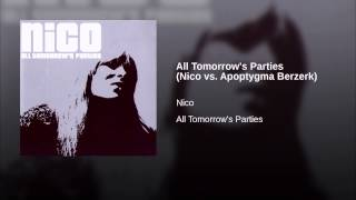 All Tomorrow's Parties (Apoptygma Berzerk Remix)