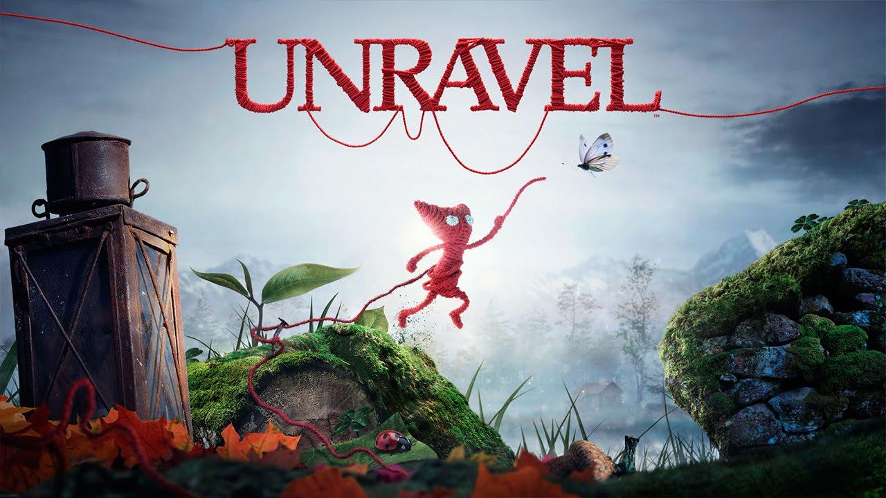 Novo trailer de Unravel