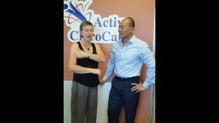 Frozen shoulder, Nutrition Response Testing, Dr. Ton Ha, DC