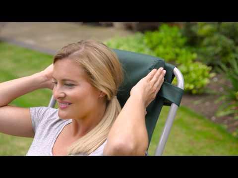 Video The Ultimate Zero Gravity Chair