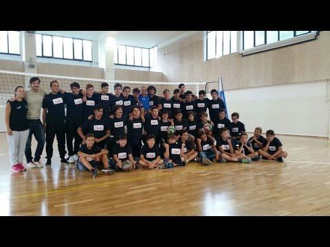 """immagine di anteprima del video: Volley Camp tecnico """"Cascia 2015"""""""