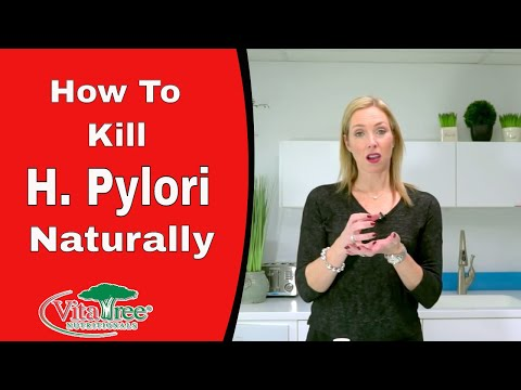 Video How to Kill H.Pylori Naturally - VitaLife Show Episode 221