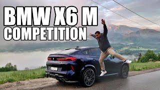 BMW X6M (F96) 2020 - dabar