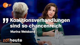 """Deutschland hat entschieden – wer wird regieren?   """"maybrit illner spezial"""""""