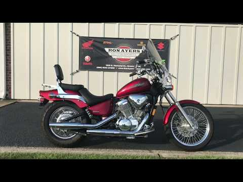 2006 Honda Shadow® VLX Deluxe in Greenville, North Carolina