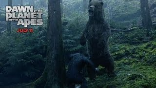 TV Spot 2 - Dawn of the Planet of the Apes