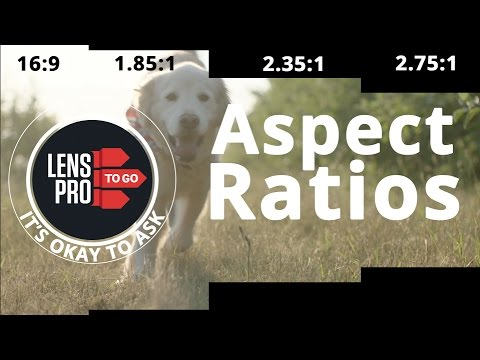 how to change aspect ratio of a video
