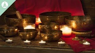 Tibetan Bowls for Meditation, Root Chakra Balancing & Healing, Relaxation
