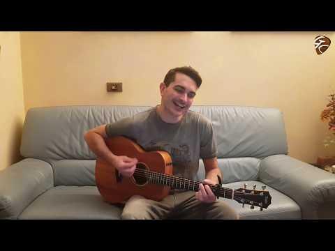 Gianluca Centenaro. Chitarra, Voce e Pedale Cantante/Chitarrista OneManBan Gallarate musiqua.it
