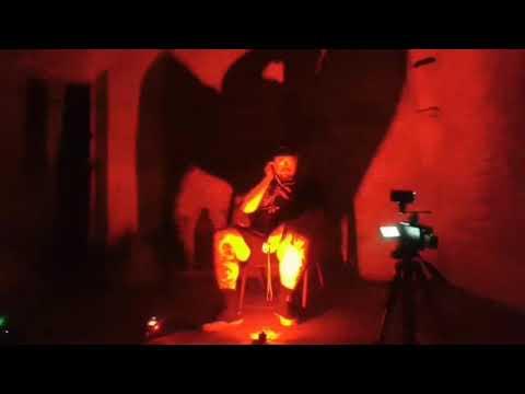 God Helmet and & Ganzfeld Experimentation