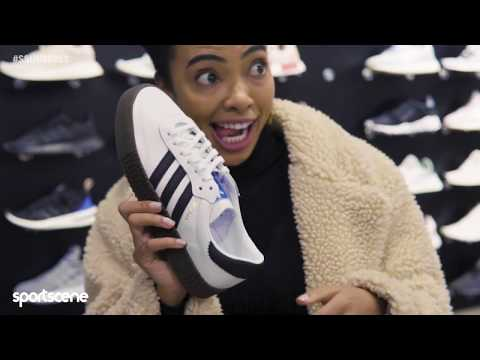 Adidas Originals SAMBAROSE Unboxing Mp3
