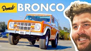 Ford Bronco - Everything You Need To Know | Up To Speed
