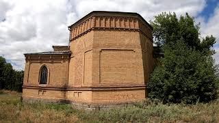 Лютеранський храм Петра и Павла в Терсянке
