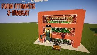 Cara Membuat Rumah Pohon Di Minecraft Pe
