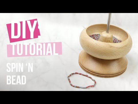 Schmuck machen: Beadalon Spin-N-Bead Bead Loader ♡ DIY