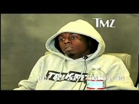 I started watching famous people depositions after being suggested them on Youtube. Lil Waynes is by far the best