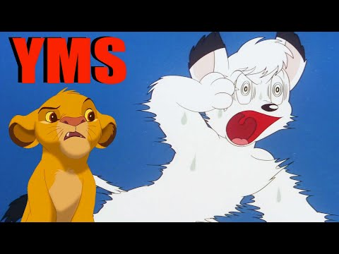 A very in depth review explaining how Lion King doesn't actually copy Kimba the white lion