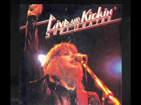 Suzi Quatro - Heartbreak Hotel, LIVE AND KICKIN 1977 (SUBTITLES IN ENGLISH)