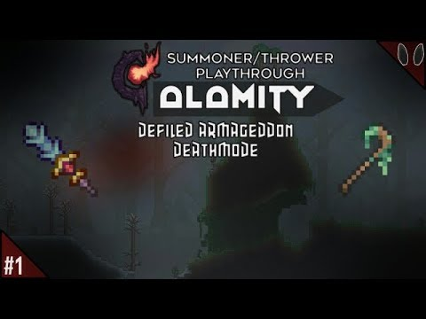 Download Calamity Death Mode Rogue Class Lets Play Episode 1