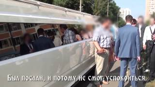Русские ставят на место кавказцев