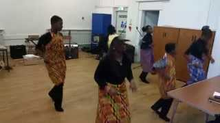 cop cardiff youth choreography 2014 - Gloucester