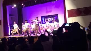 Notre Dame 2017 Dance off  1st place VDC